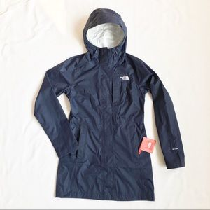 NWT The North Face Venture Parka Rain Jacket XS